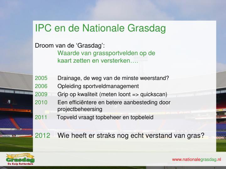 IPC en de Nationale