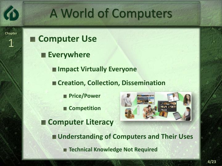 A World of Computers