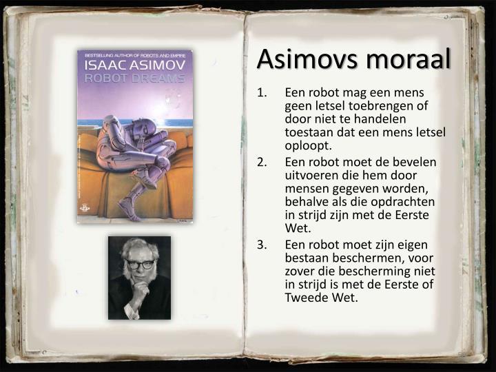 Asimovs moraal