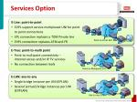 services option