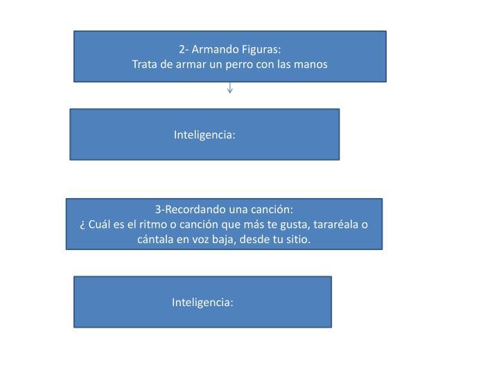 2- Armando Figuras: