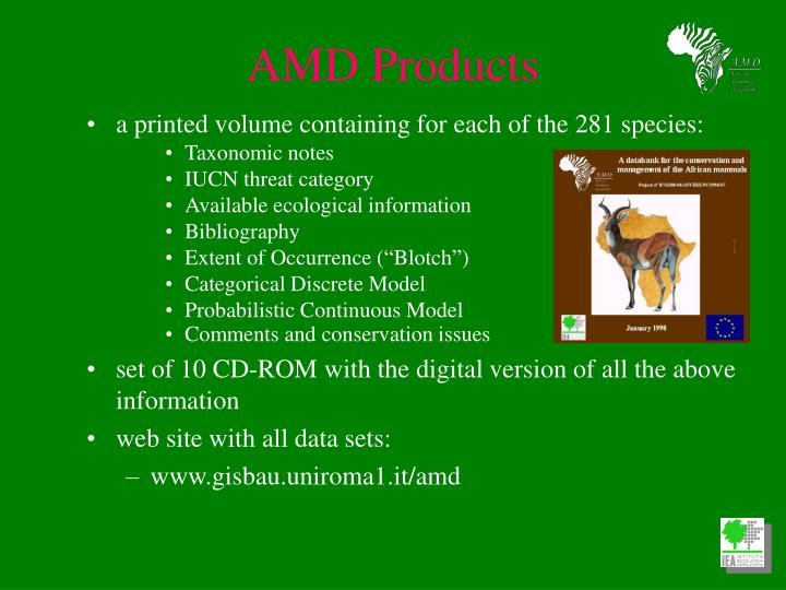 AMD Products