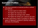 customer profiles1