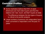 customer profiles3