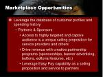 marketplace opportunities3