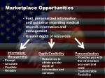marketplace opportunities5