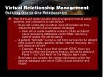 virtual relationship management4