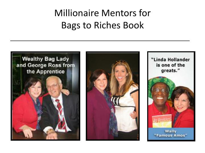 Millionaire Mentors for