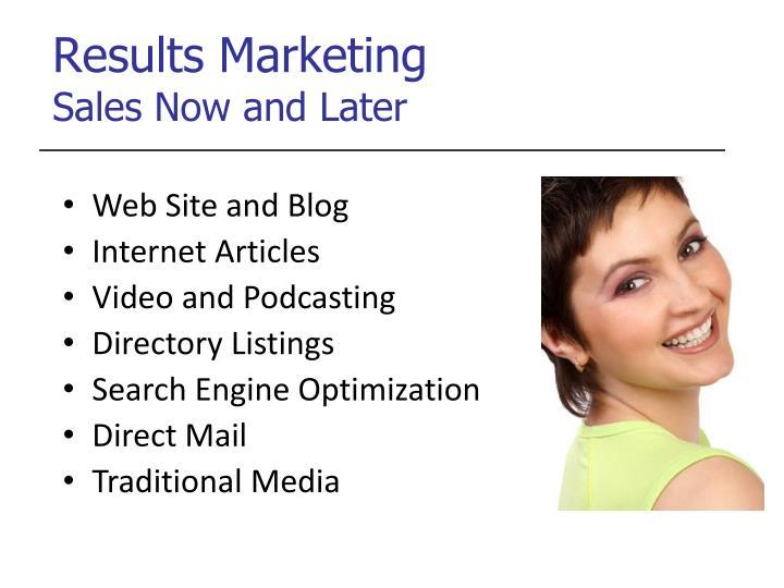 Results Marketing