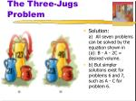 the three jugs problem1