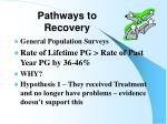 pathways to recovery1