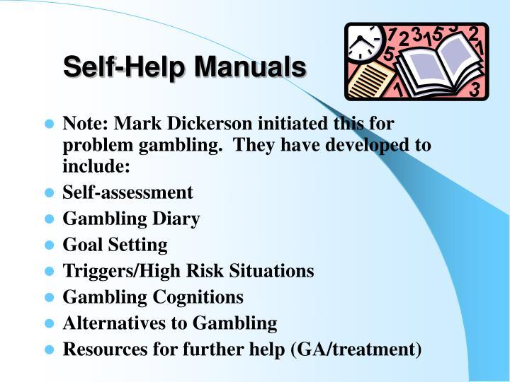 Self-Help Manuals