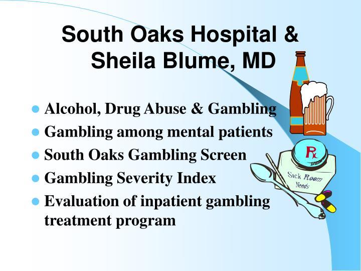 South Oaks Hospital &