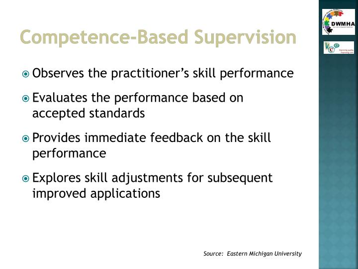 Competence-Based Supervision