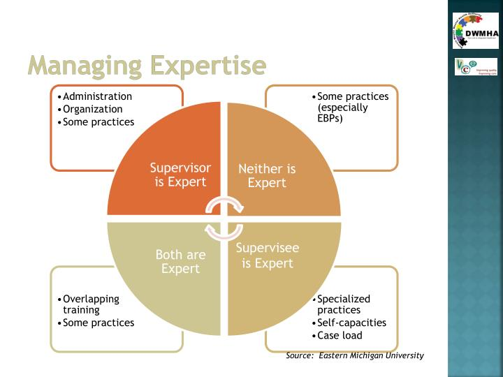 Managing Expertise