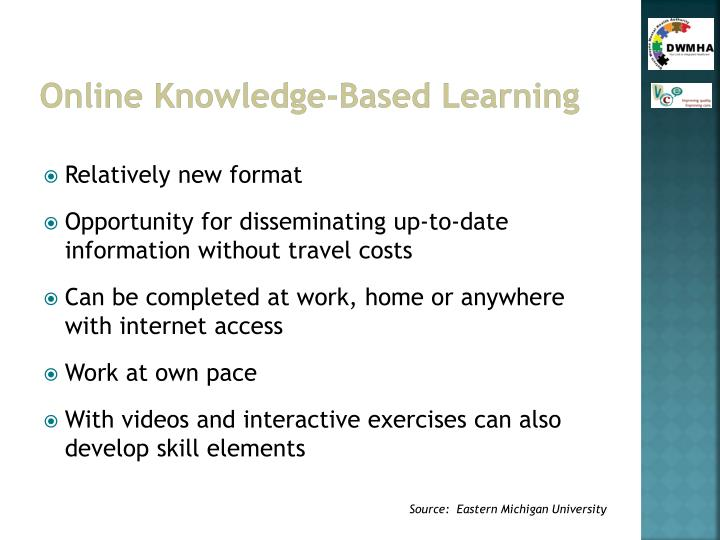 Online Knowledge-Based Learning