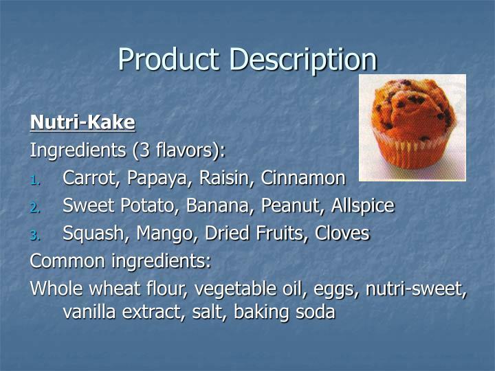 Product Description