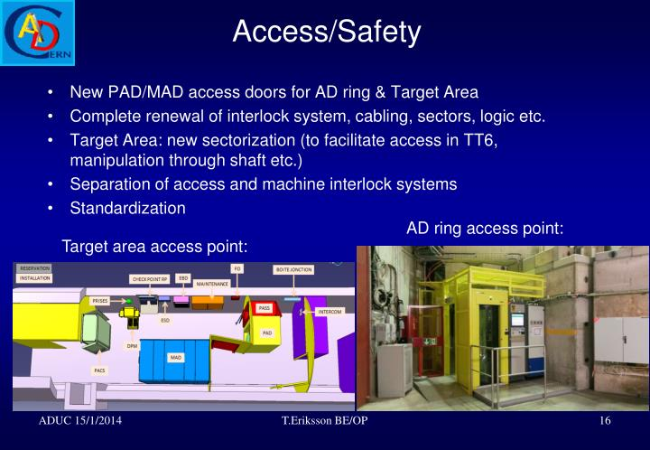 Access/Safety