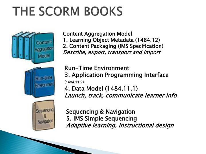 THE SCORM BOOKS