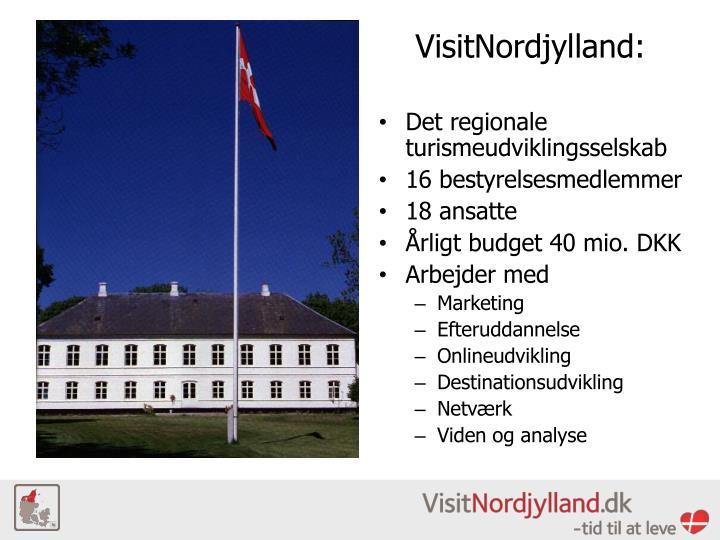 VisitNordjylland: