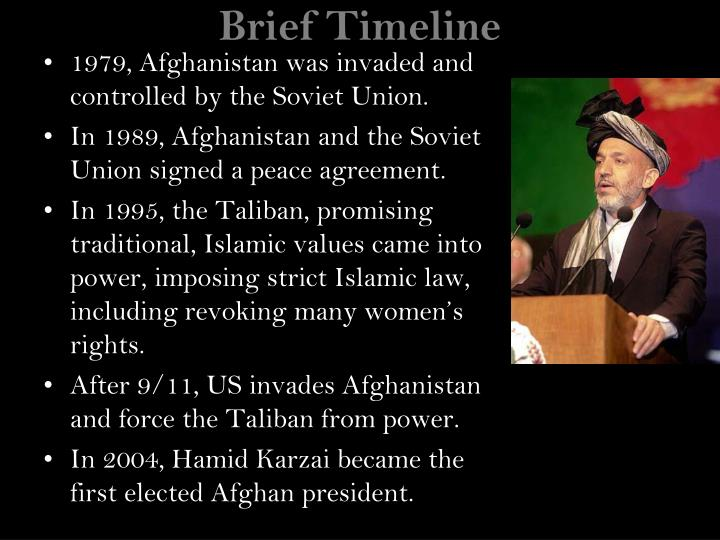 Brief Timeline