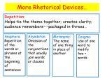 more rhetorical devices1