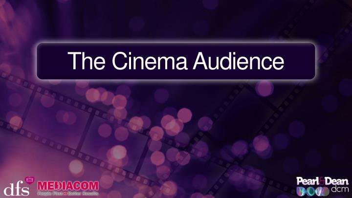 The Cinema Audience