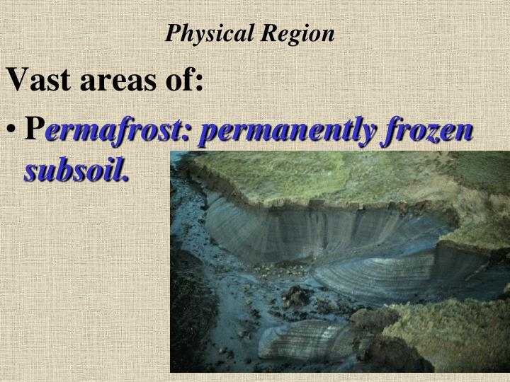 Physical Region