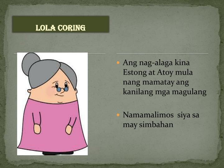 Lola Coring