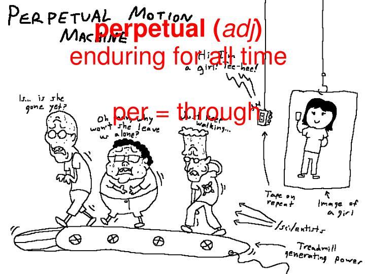 perpetual (
