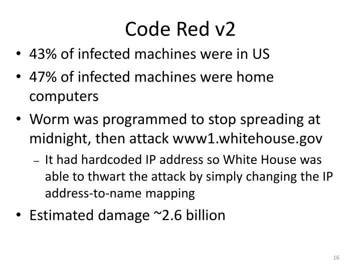 Code Red v2