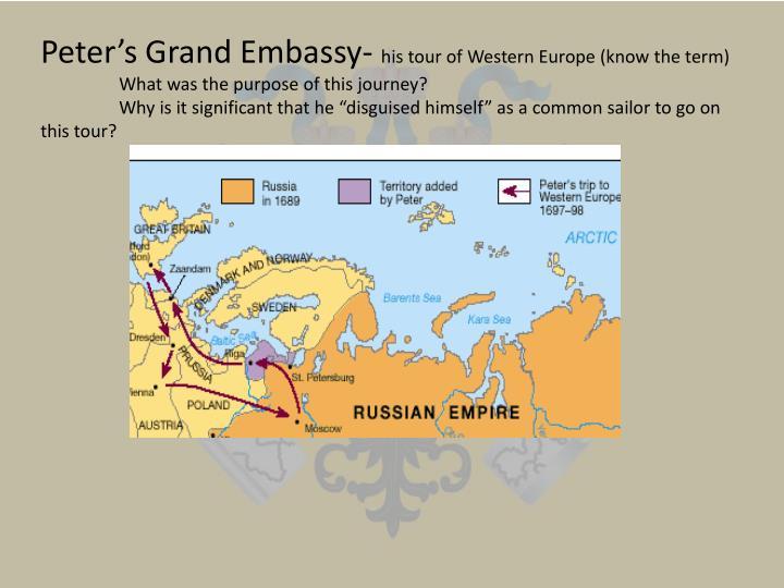 Peter's Grand Embassy-