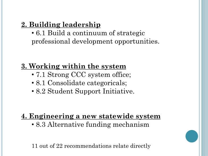 2. Building