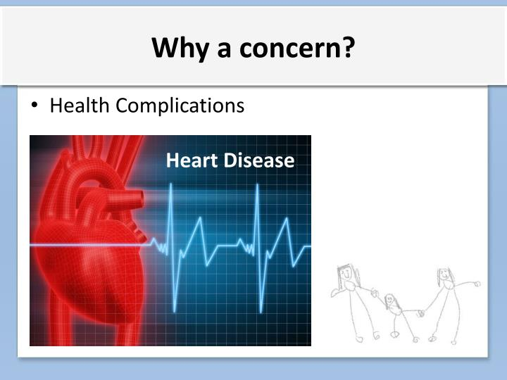 Why a concern?