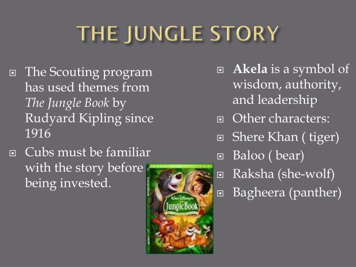 THE JUNGLE STORY