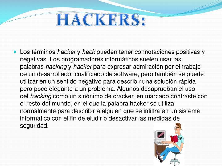 HACKERS: