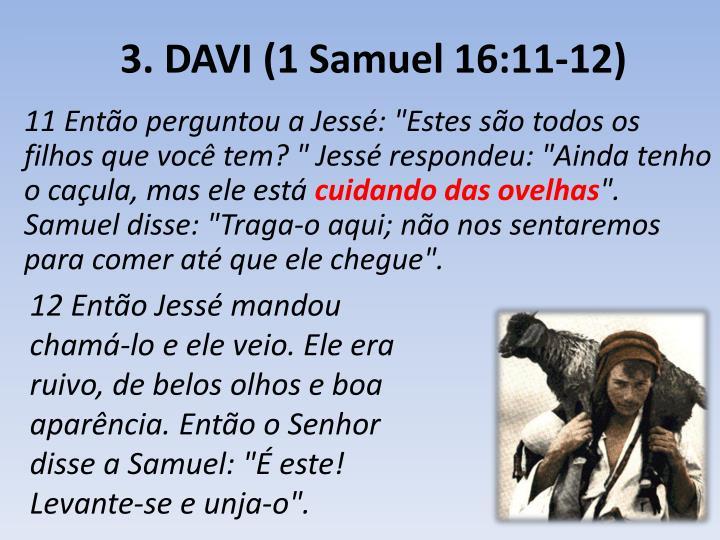 3. DAVI