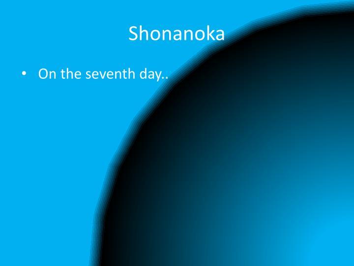 Shonanoka