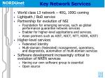 key network services