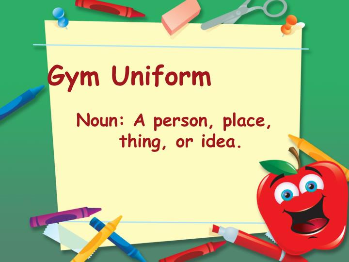 Gym Uniform
