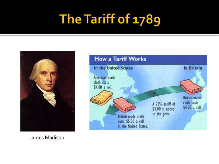 The Tariff of