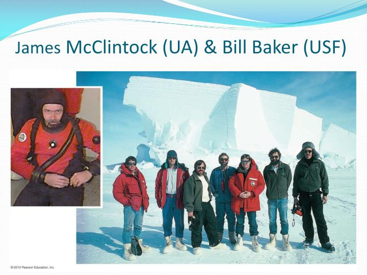 James mcclintock ua bill baker usf