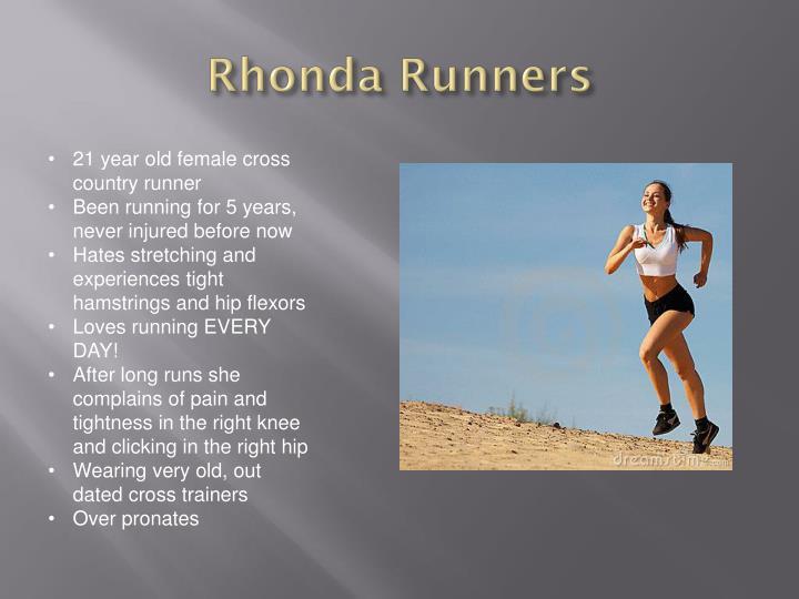 Rhonda Runners