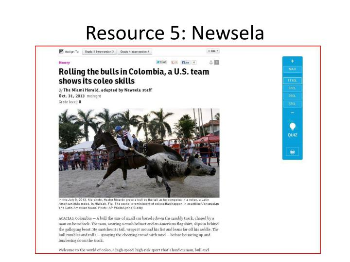 Resource 5: