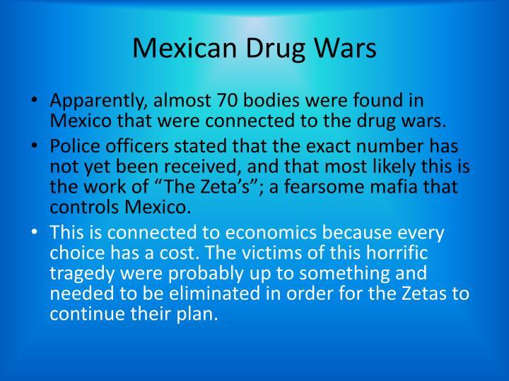 Mexican Drug Wars