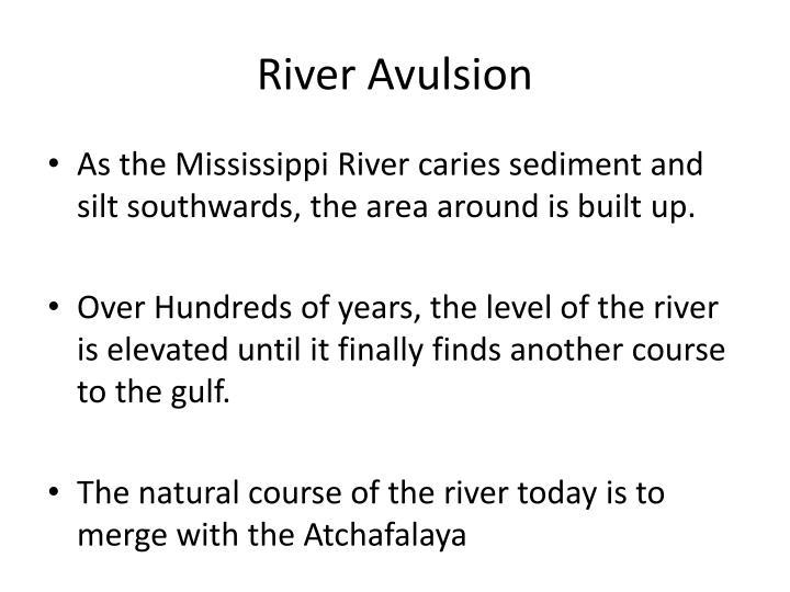 River Avulsion