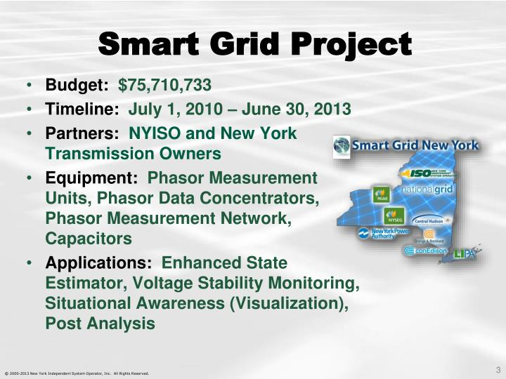 Smart Grid Project