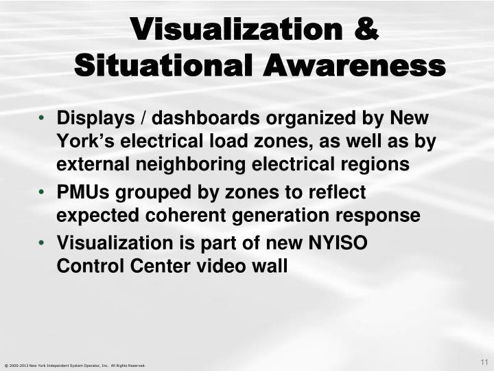 Visualization &