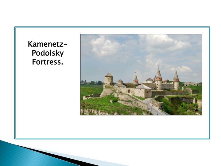Kamenetz-Podolsky