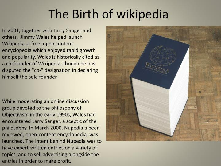 The Birth of